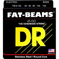 DR Strings FB5-130 Fat-Beams Bass 5 Cuerdas Medio 45-130