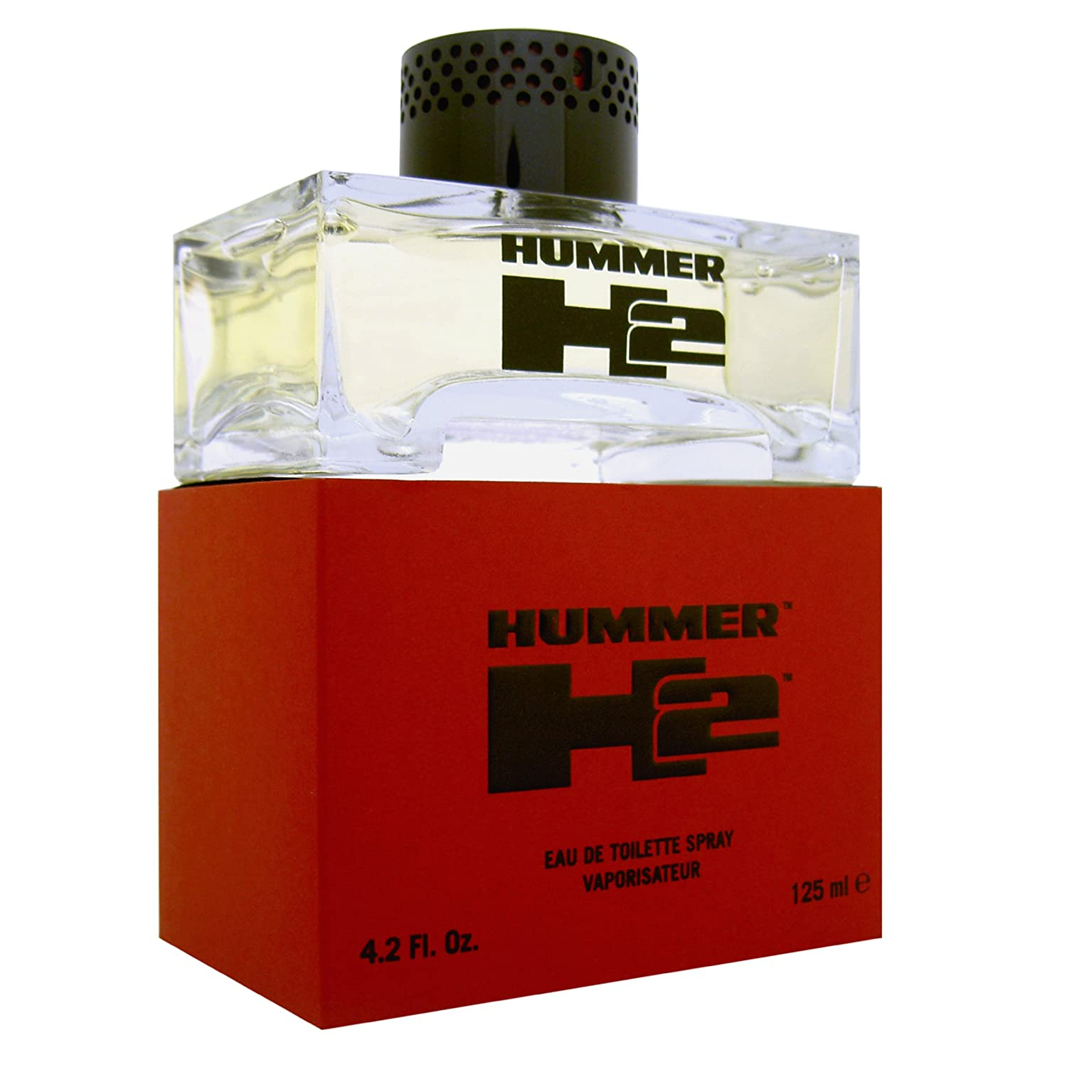 Hummer 2 141261 4.2oz Eau De Toilette Spray For Men 14334m