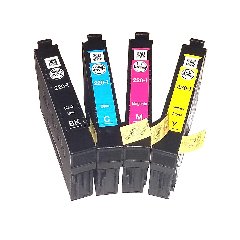 genuine epson 220 i ink cartridge for epson expression