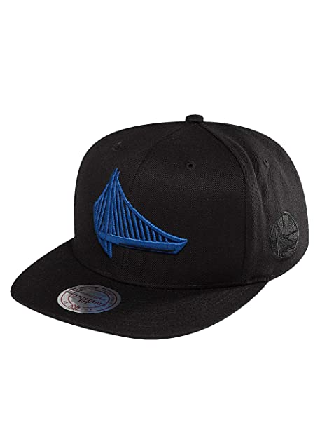 Mitchell & Ness Mujeres Gorras / Gorra Snapback NBA Elements Golden State Warriors