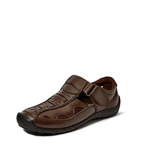 349c9898a Burwood Men s Sandals  Buy Online at Low Prices in India - Amazon.in