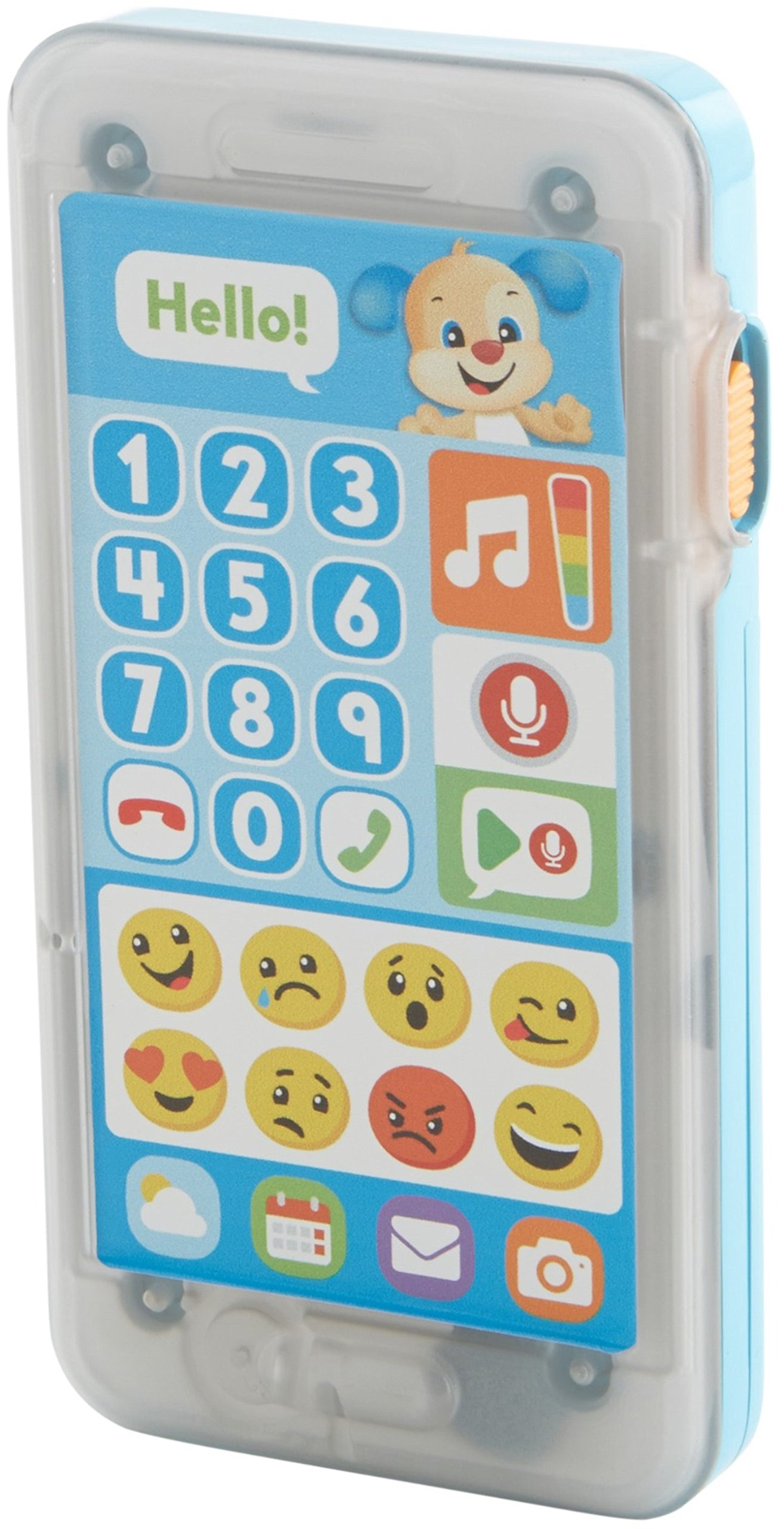 Fisher-Price Laugh & Learn Leave A Message Smart Phone, Puppy by Fisher-Price (Image #13)