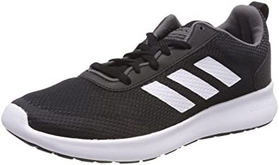 adidas Questar Drive, Chaussures de Gymnastique Homme, Bleu (Blue/Core Black/Collegiate Royal), 40 2/3 EU