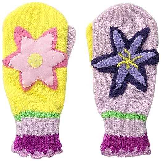 Amazon Kidorable Pink And Yellow Lotus Flower Soft Acrylic Knit