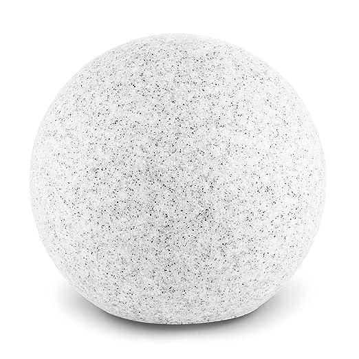 4 opinioni per Lightcraft Shinestone S lampada da esterno (a sfera, 20 cm, lampadine con una