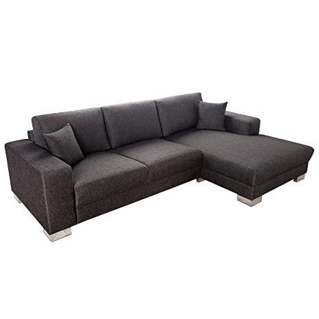Invicta Interior Sofá de Diseño Cosi con función Dormir Gris ...