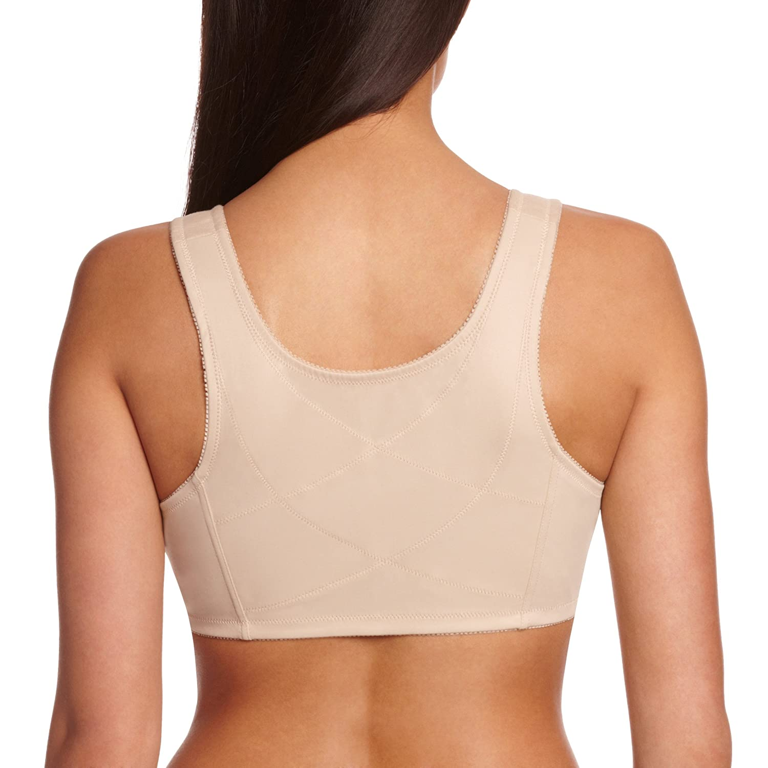 3255a64e97 Bestform 531-43 Women s Soft Cups Nude Non-Wired Full Cup Bra 44B at Amazon  Women s Clothing store