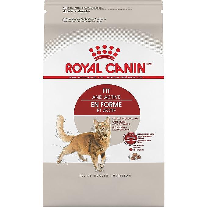 ROYAL CANIN Adulto Fit 32 Dry Cat Food 7Lb: Amazon.es: Productos para mascotas