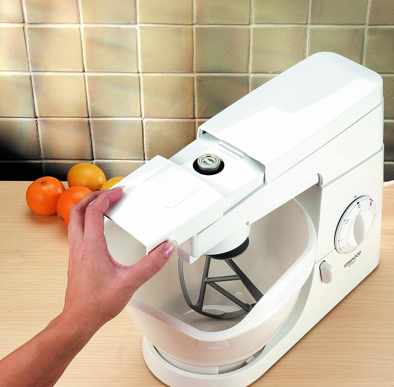 Kenwood KM 300 Chef - Robot de cocina, engranajes y carcasa de metal de alta calidad: Amazon.es: Hogar