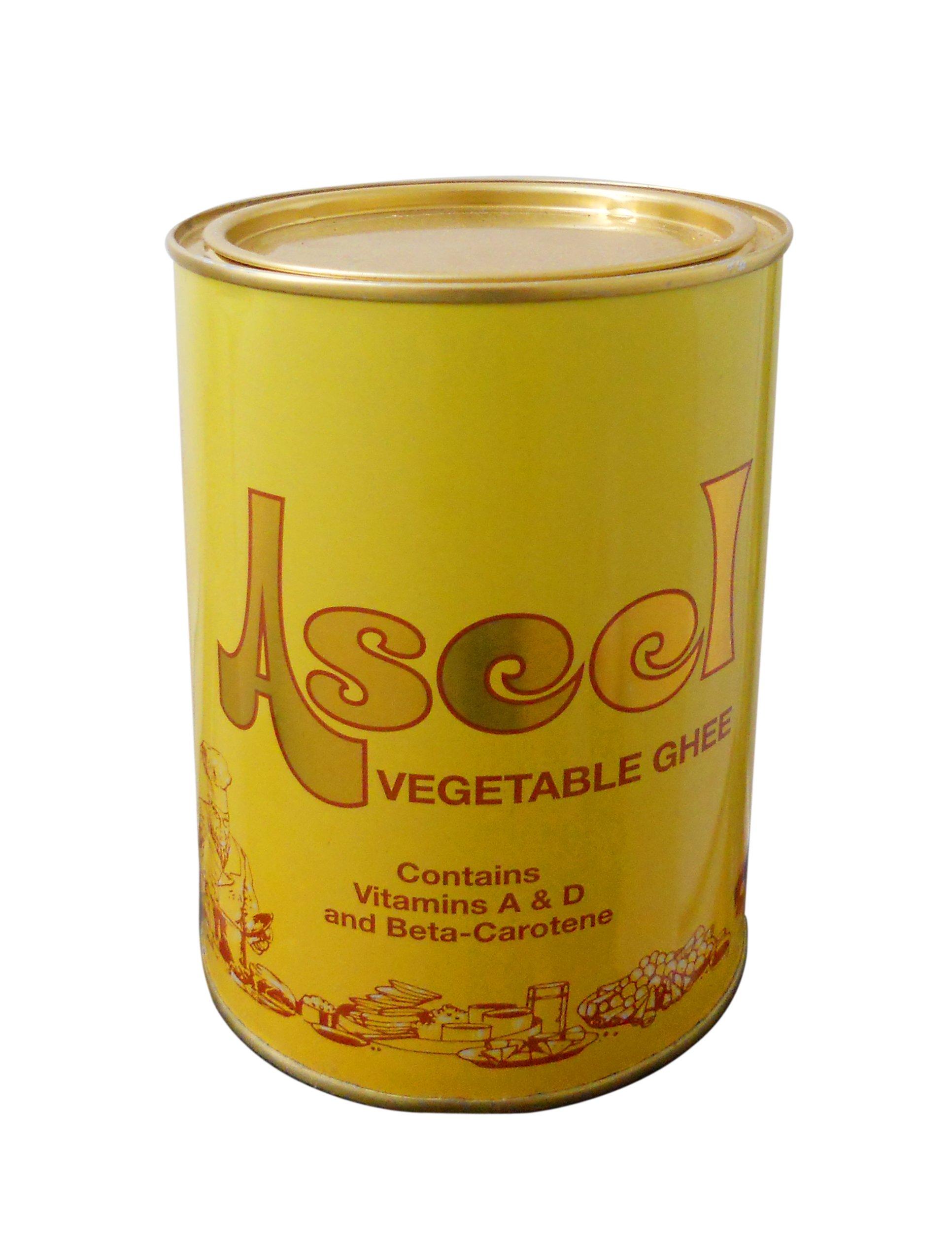 Aseel Vegetable Ghee (2.2 Lb (1 Kg)