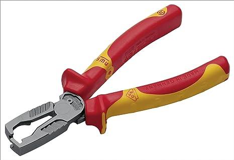 NWS cortador múltiple 3 en 1 Alicate pelacables VDE 1451 – 69-vde-180