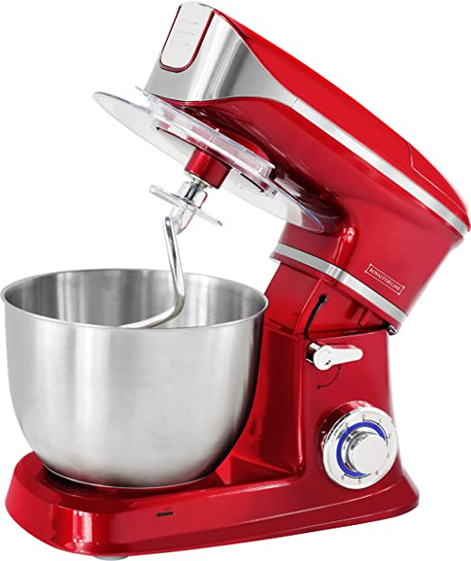 Royalty Line PKM-1900.7; Kitchen Machine 1900W Red: Amazon.es: Hogar