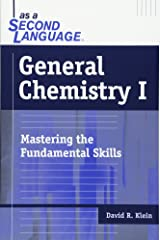 General Chemistry I as a Second Language: Mastering the Fundamental Skills Paperback