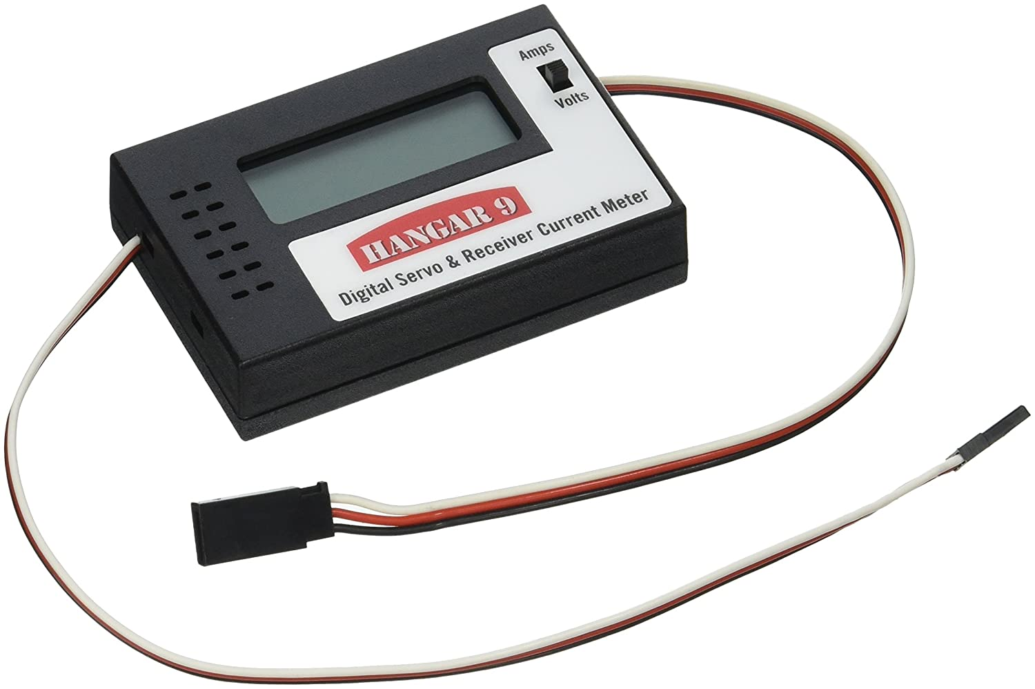 Hangar 9 Digital Servo  Receiver Current Meter Servos Vehicle Part