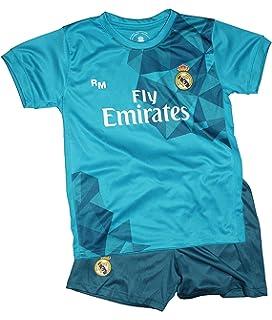 dbf137604c7e7 Kit Real Madrid Oficial Tercera Equipación (Camiseta y Pantalón) Dorsal  Ronaldo 7