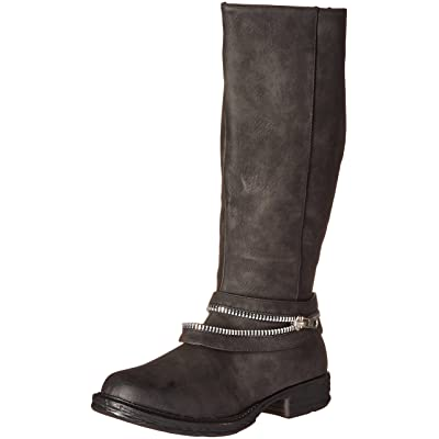 Amazon.com | 2 Lips Too Women's Find Harness Boot | Knee-High