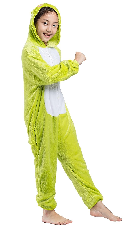 Pijama Niño Niña Animal Cuerpo Entero Mujer Familiar Navidad Halloween Disfraz: Amazon.es: Ropa y accesorios