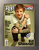 Rolling Stone Magazine (March 23, 2017) Ed Sheeran Cover