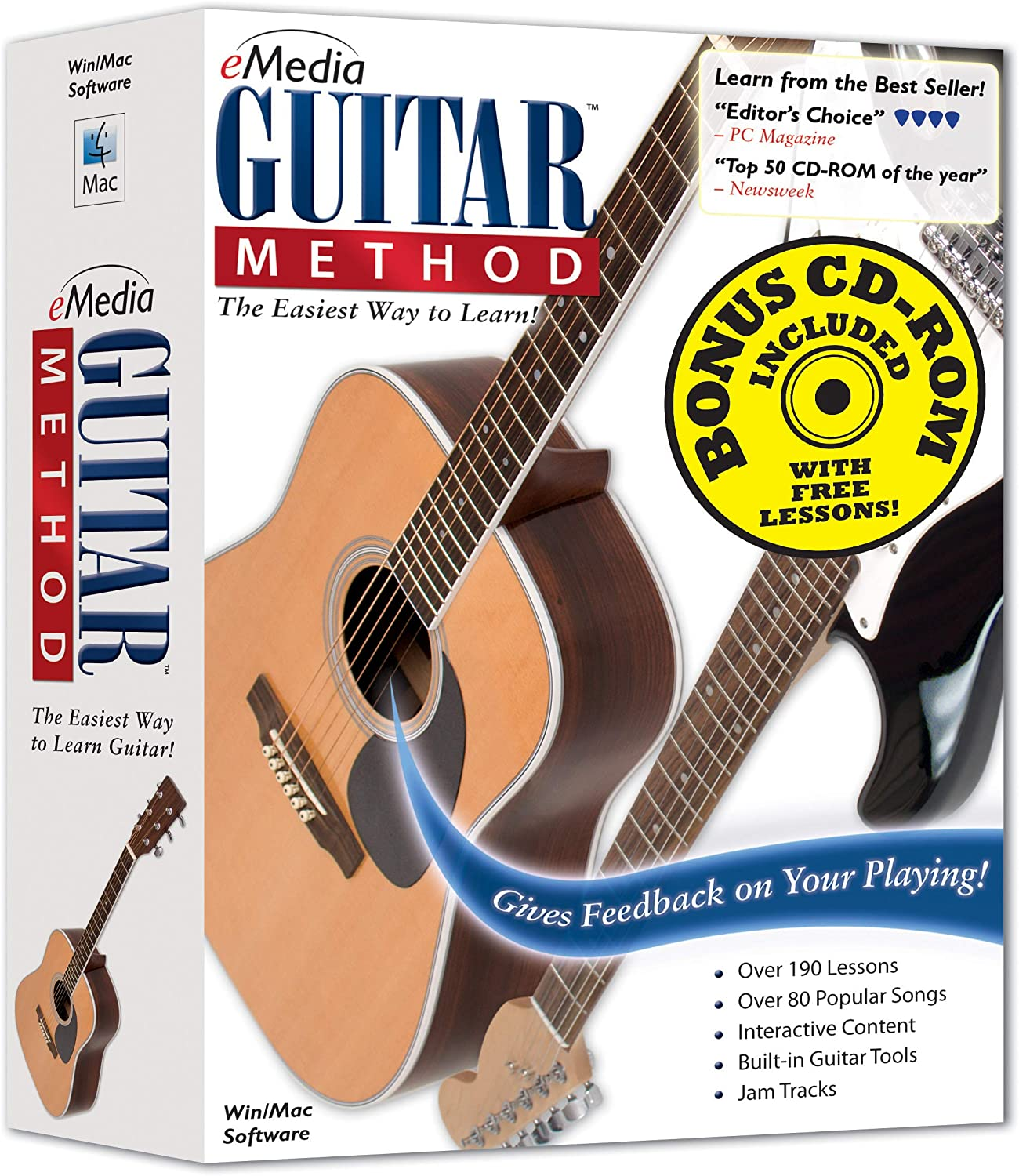 eMedia Guitar Method v6 - Special Edition with 170+ Additional Lessons 81xIzjBEjsL