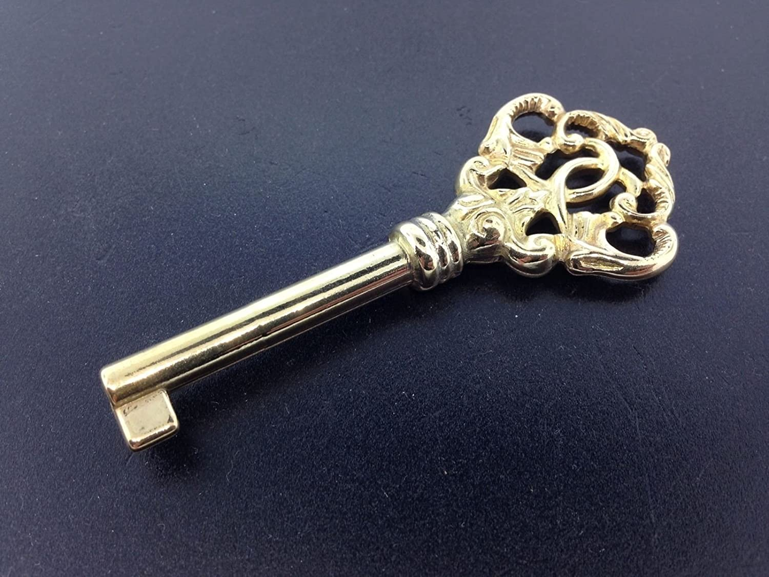 """New Reproduction Door Latch for American OG Clocks fits 1//2/"""" Thick Doors"""