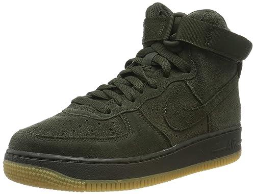 Nike Air Force 1 High Lv8 GS 807617 300, Zapatillas Altas