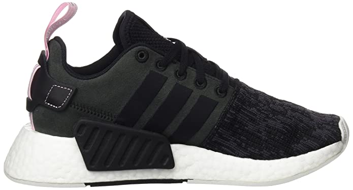 4375782cf0a07 Adidas ORIGINALS Women s NMD R2 Women s Core Black Sneakers in Size 8 US  (6.5 UK   40 EU) Black  Amazon.ca  Shoes   Handbags