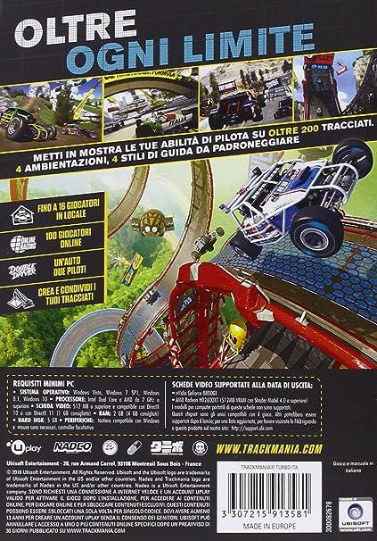 Trackmania Turbo - Day-One [Importación Italiana]: playstation 4: Amazon.es: Videojuegos