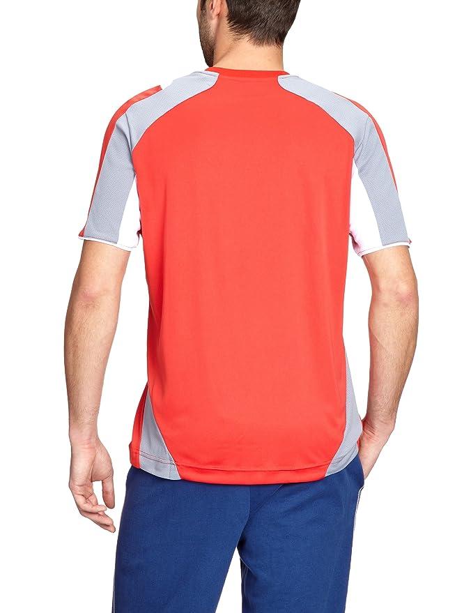 Lotto Sport - Camiseta de pádel para hombre: Amazon.es: Ropa y accesorios