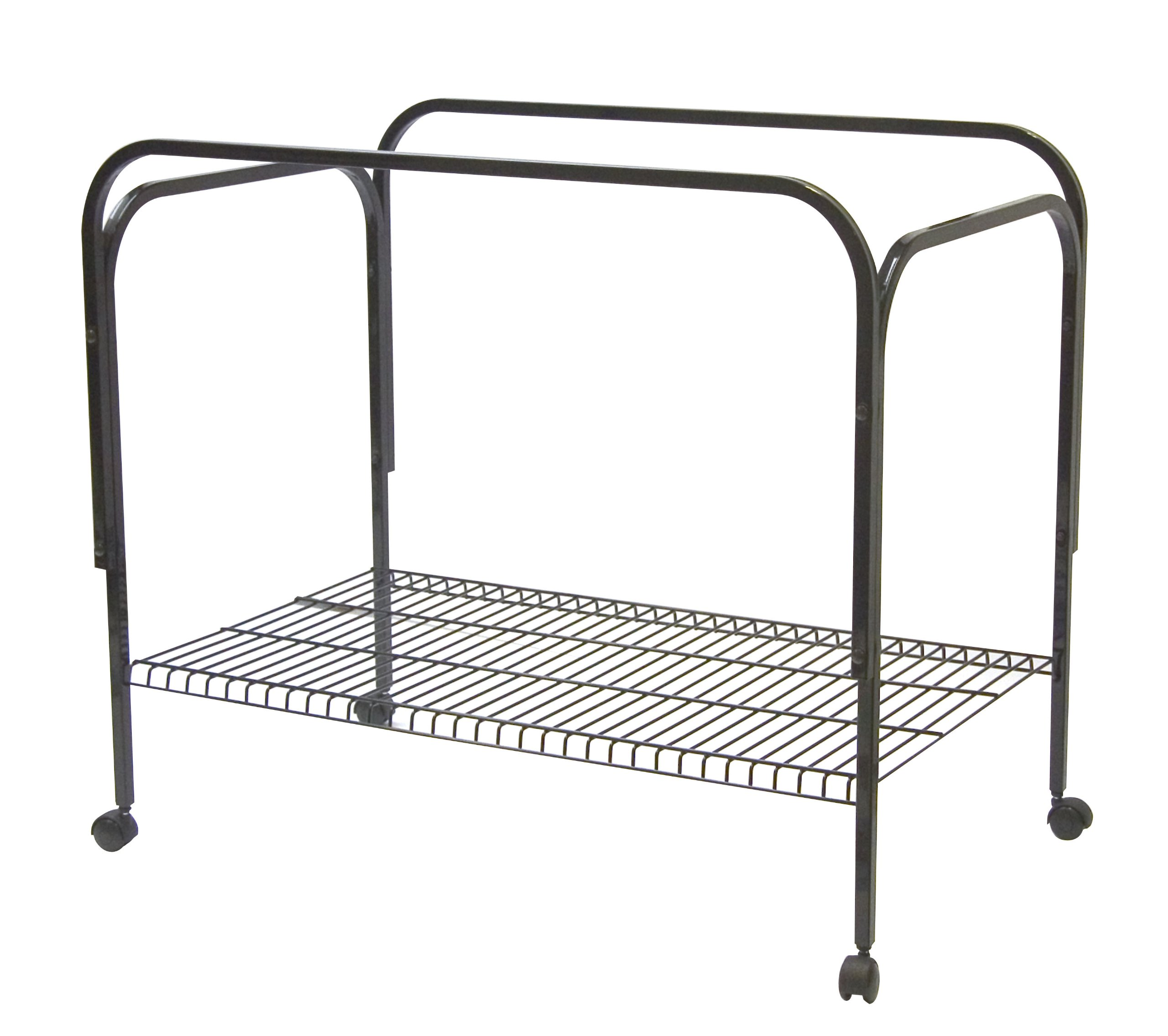 Marchioro Vekto 102 Cage Stand for Small Animals, 38 inches, Black