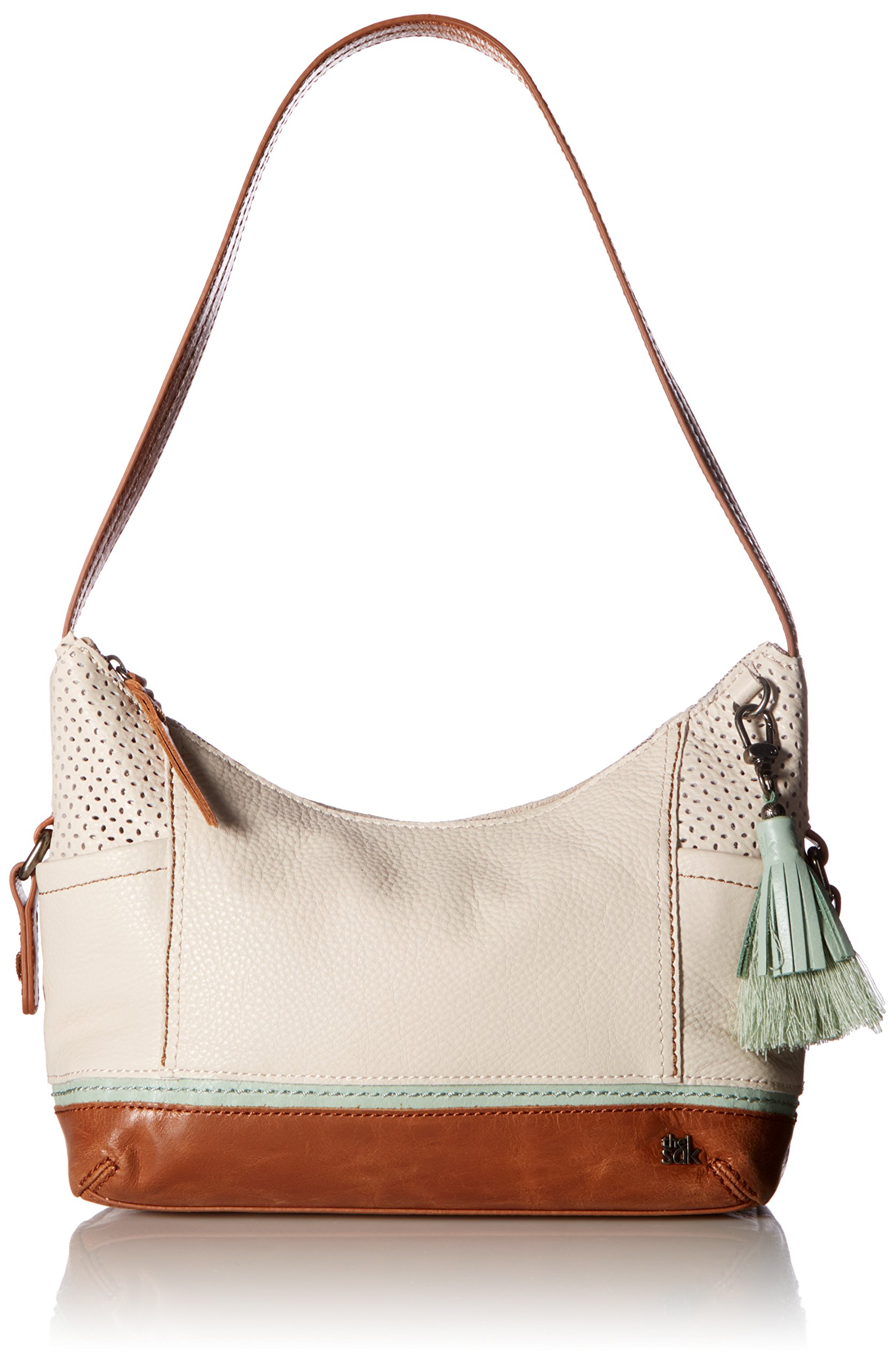 The Sak Kendra Hobo Shoulder Bag,Stone Canyon Perf,One Size