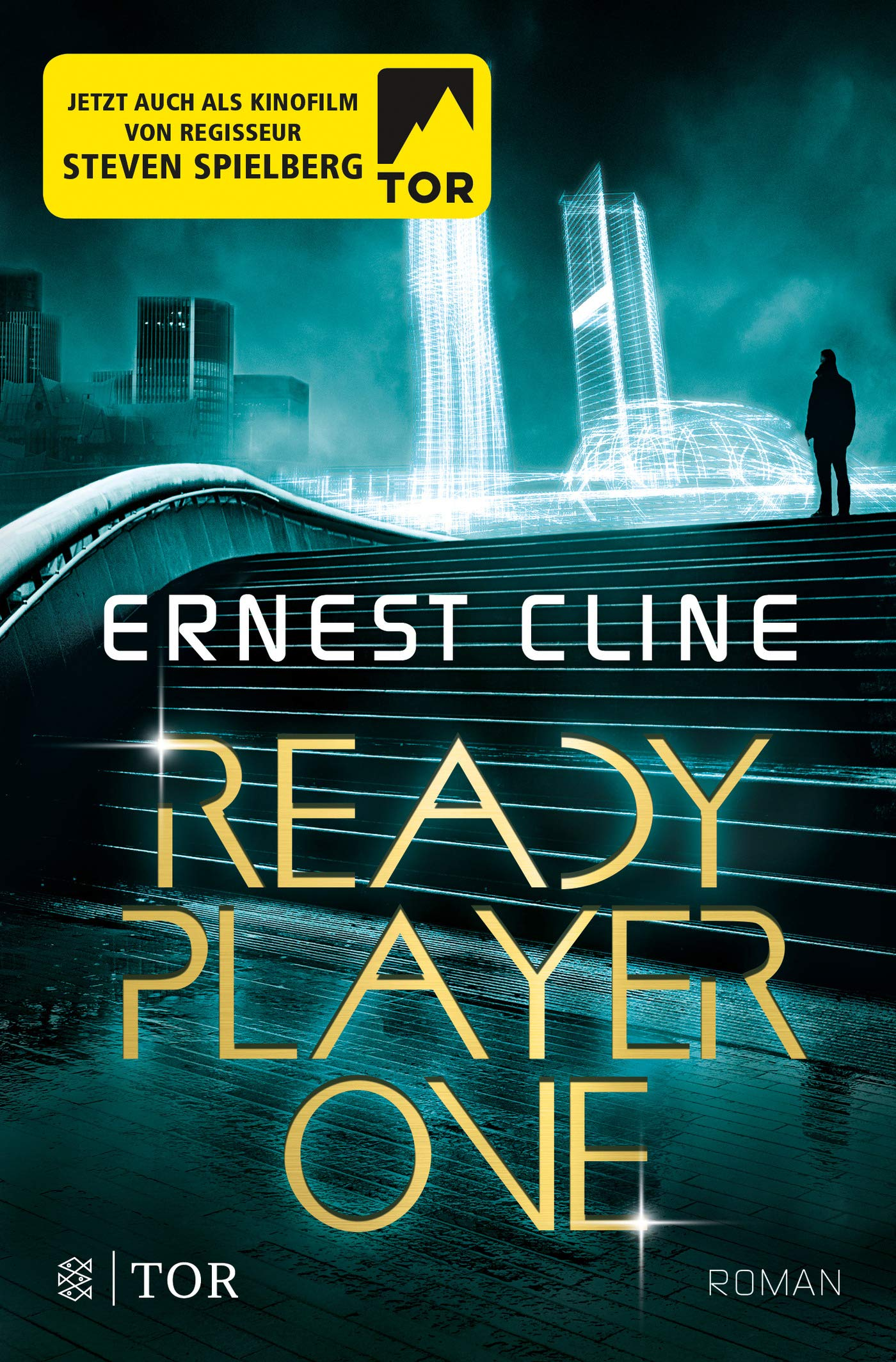 ready player one cline ernest 9783596296590 amazon com books ready player one cline ernest