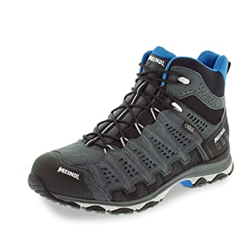 Meindl X-SO 70 Mid GTX / anthrazit/blau UK6,5=EU40