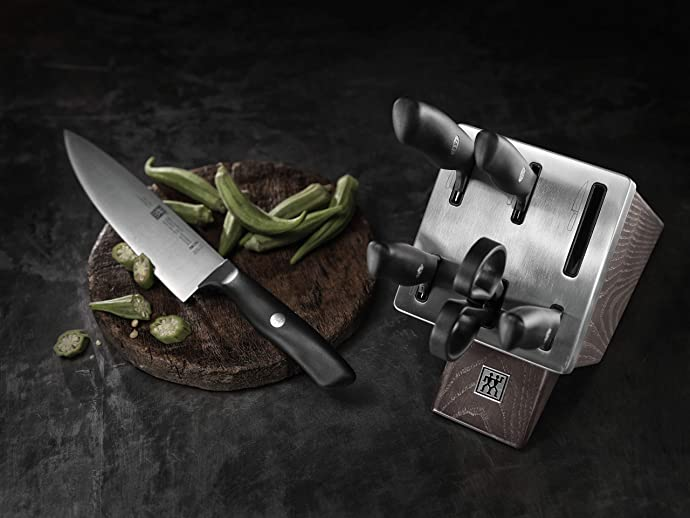 ZWILING 双立人 Life系列 自研磨厨房刀具7件套 ¥748 中亚Prime会员免运费直邮到手约¥823