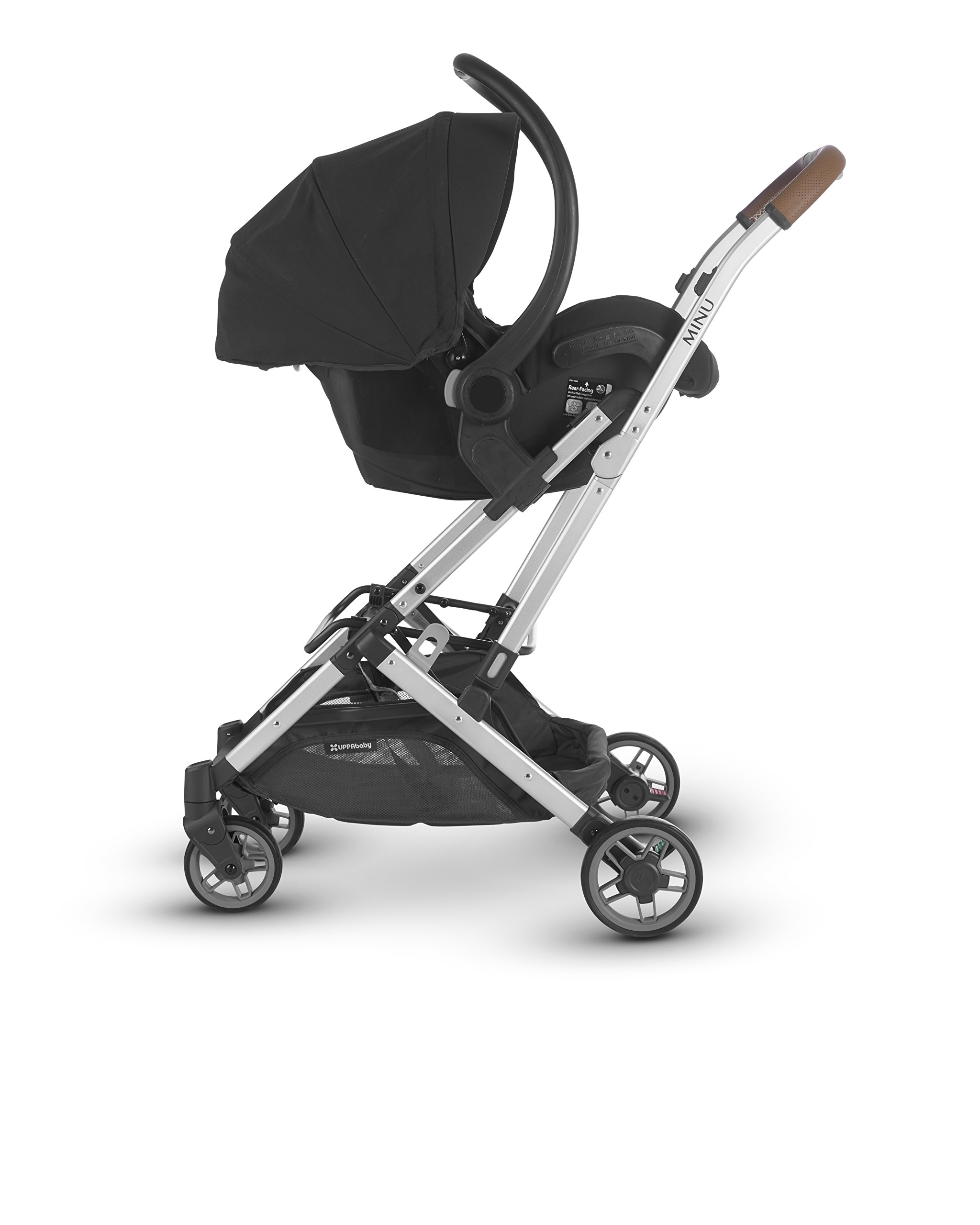 UPPAbaby MINU Adapter for Maxi-COSI, Nuna and Cybex by UPPAbaby