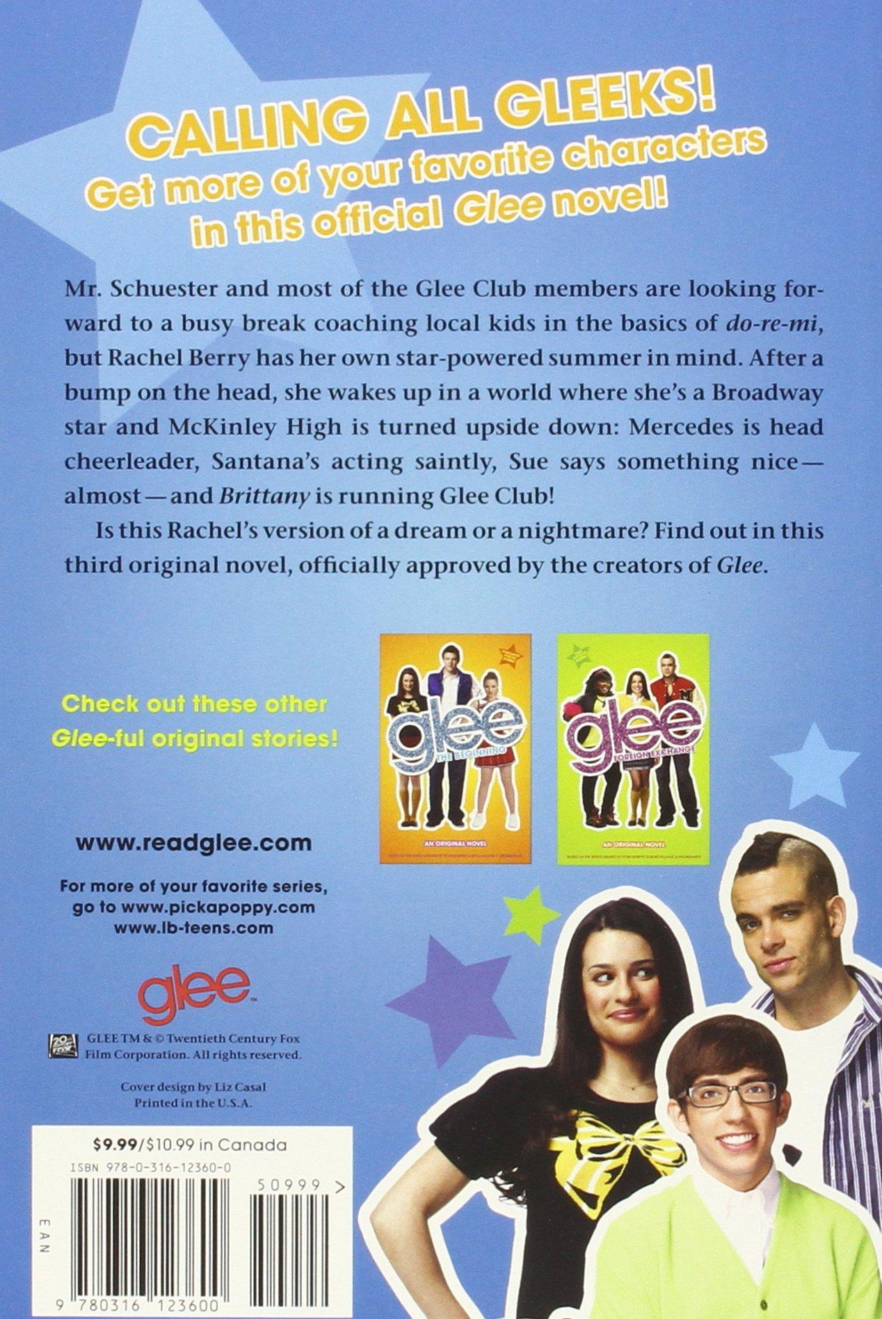 Amazon.com: Glee: Summer Break: An Original Novel (9780316123600): Sophia  Lowell: Books