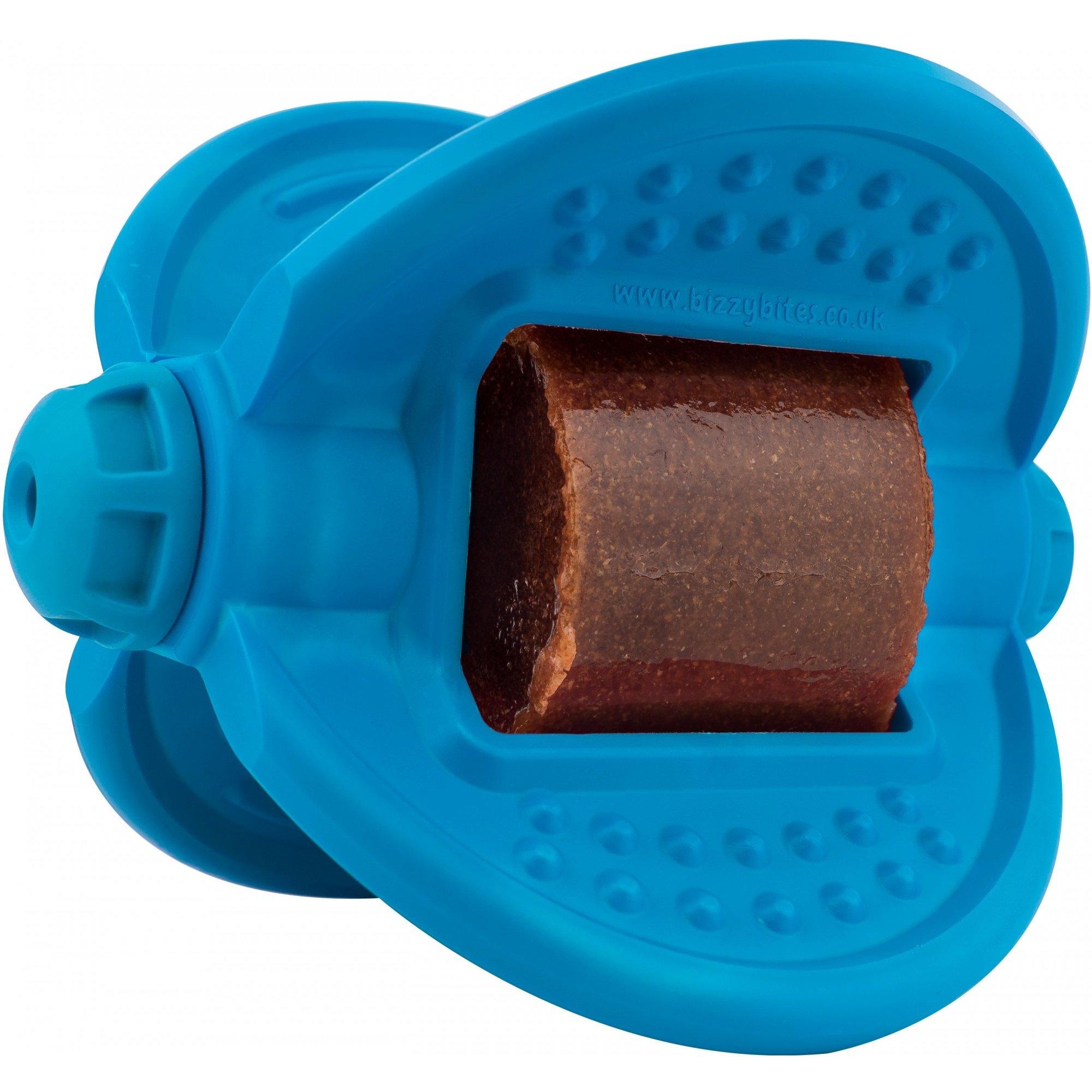 Bizzy Bites Equine Teether Toy (One Size) (Aqua) by Bizzy Bites