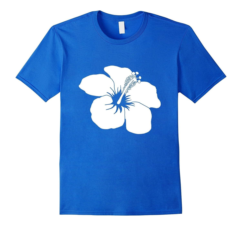 Classic Hibiscus Hawaiian Flower Hawaii T-Shirt-T-Shirt