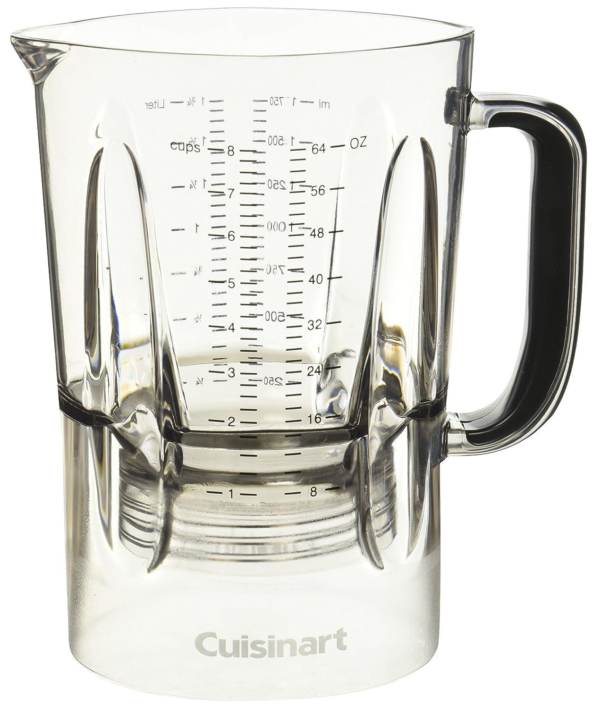 Cuisinart CBT-1000JAR Bisphenol a Free Tritan Copolyester Blender Jar, 64 oz
