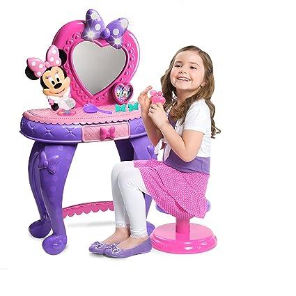 Amazon Com Minnie Mouse Vanity Toys Games