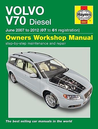 volvo v70 repair manual haynes manual service manual workshop manual rh amazon co uk Workshop Manuals for Cars Haynes Titanic Workshop Manual