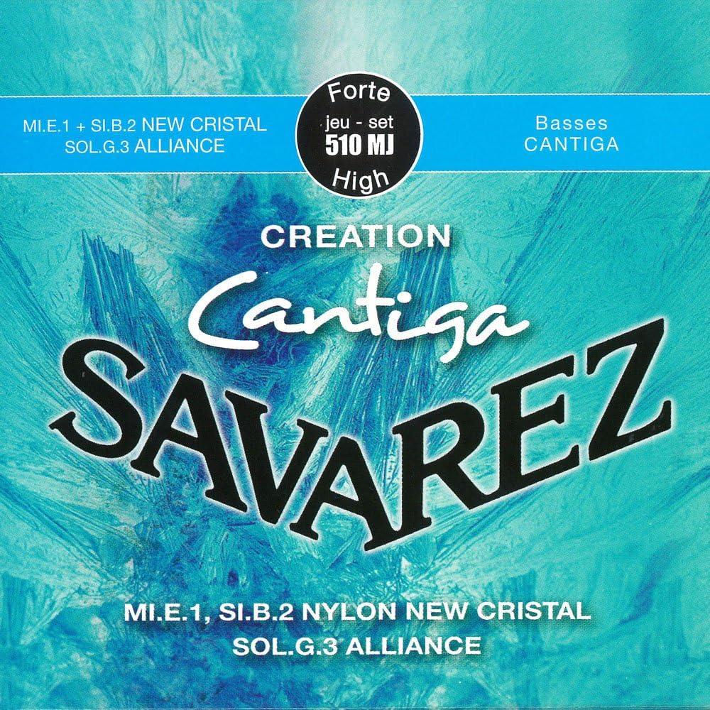 Savarez 656307 - Cuerdas para Guitarra