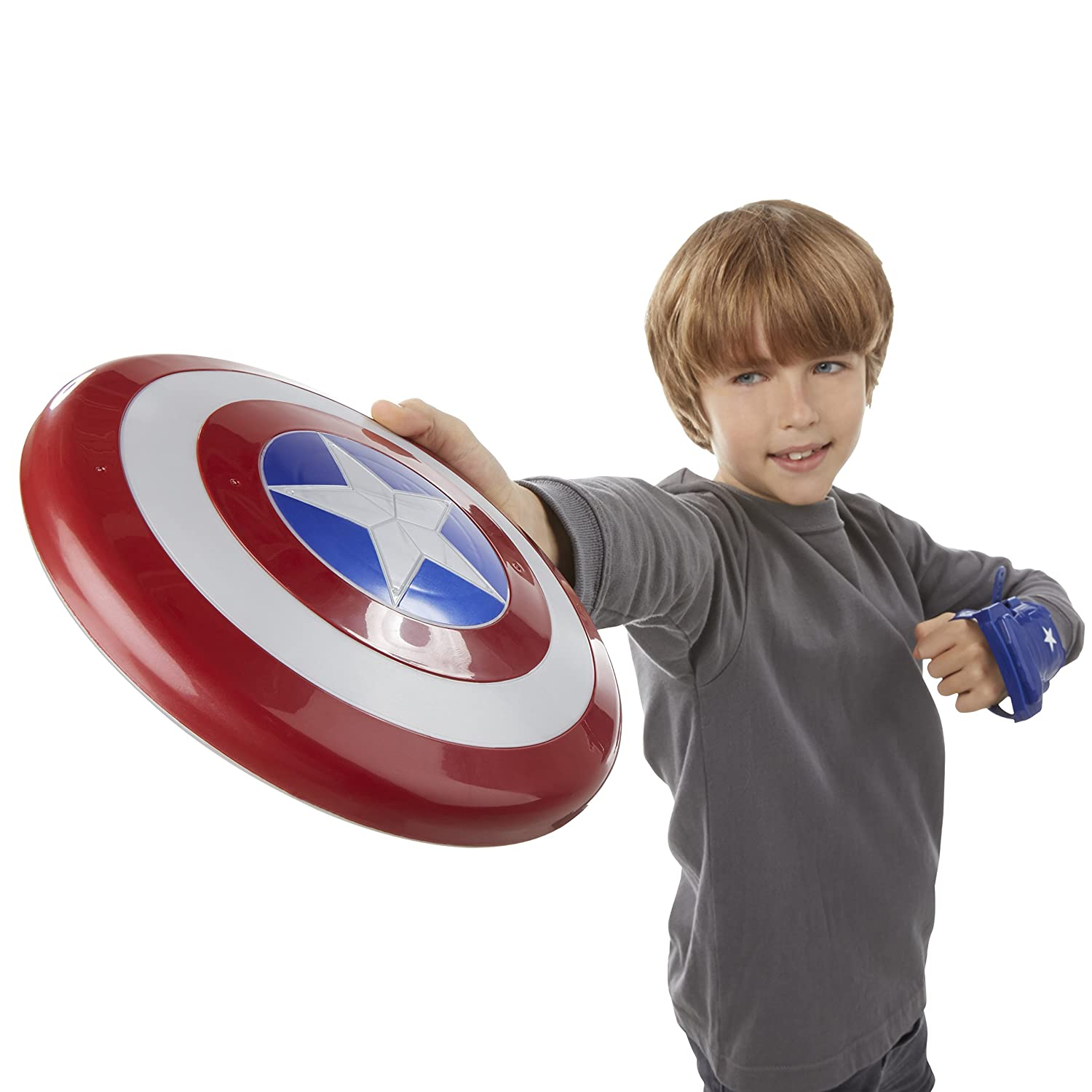 Hasbro Marvel Captain America Civil War Magnetic Shield and