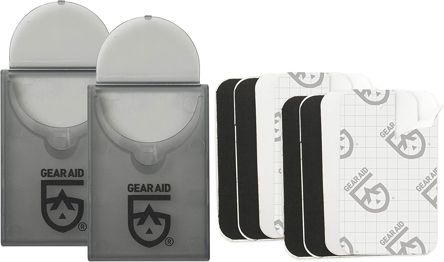 GEAR AID Tenacious Tape Mini Patches to Repair Jackets, Tents and Rain Gear