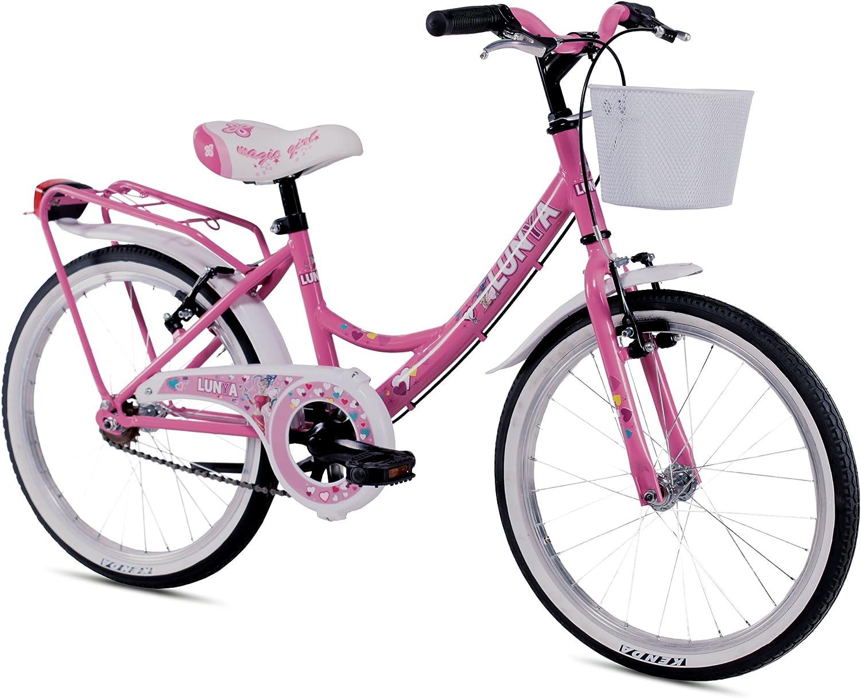 Bicicleta Magnum lunya, 20 pulgadas para niña de 6 – 8 años, mujer ...