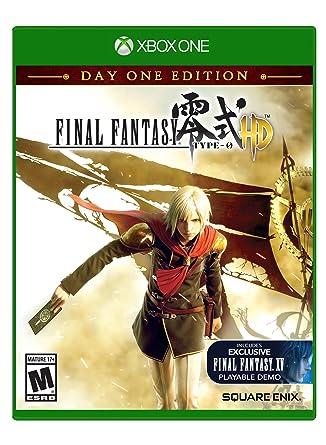 Final fantasy type-0 hd day one edition ps4 eknightmedia. Com.