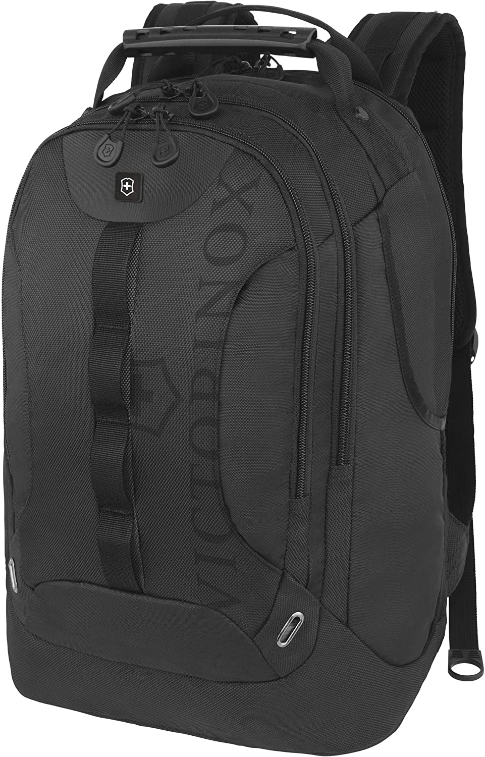Victorinox VX Sport Trooper Laptop Backpack, Black, 19-inch