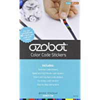 Ozobot Color Code Stickers, for Evo and Bit