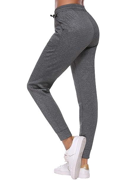 Sykooria - Pantalones de Yoga para Mujer, Cintura Alta ...
