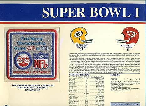 4pc. Super bowl patch set (green bay packers) | #458380979.