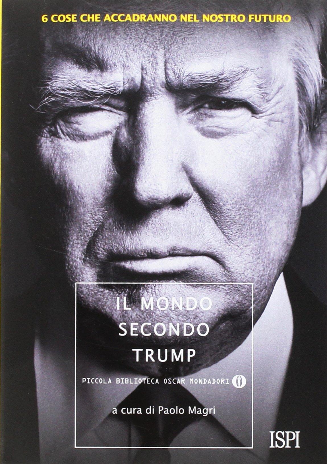 Il mondo secondo Trump Copertina flessibile – 10 gen 2017 P. Magri Mondadori 8804677473 Dal 2010 al 2020